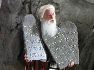 I give you these 15 Commandments